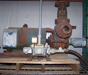 1989 CORNELL 2 1/2 YHB-40-2 ELECTRIC MOTOR DRIVEN PUMP