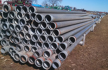 3780u0027-6  Gheen Ringlock pipe 6 x.058 x30u0027 & Alton Irrigation Equipment Specials :: Pipe and Hoses